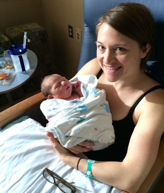 Baby Moe born