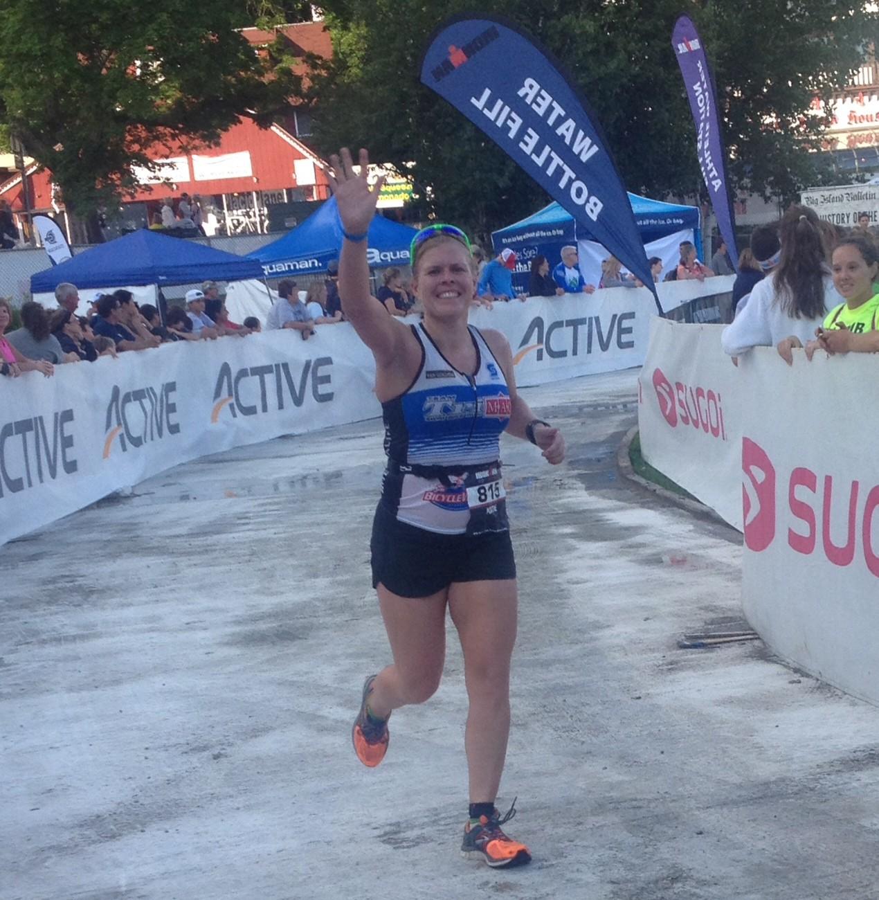 Katie Fitch: Running Eugene Marathon