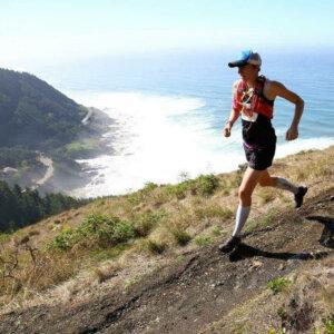 Amanda Husted running