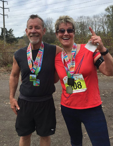 Kathleen Gage Team Run Hub