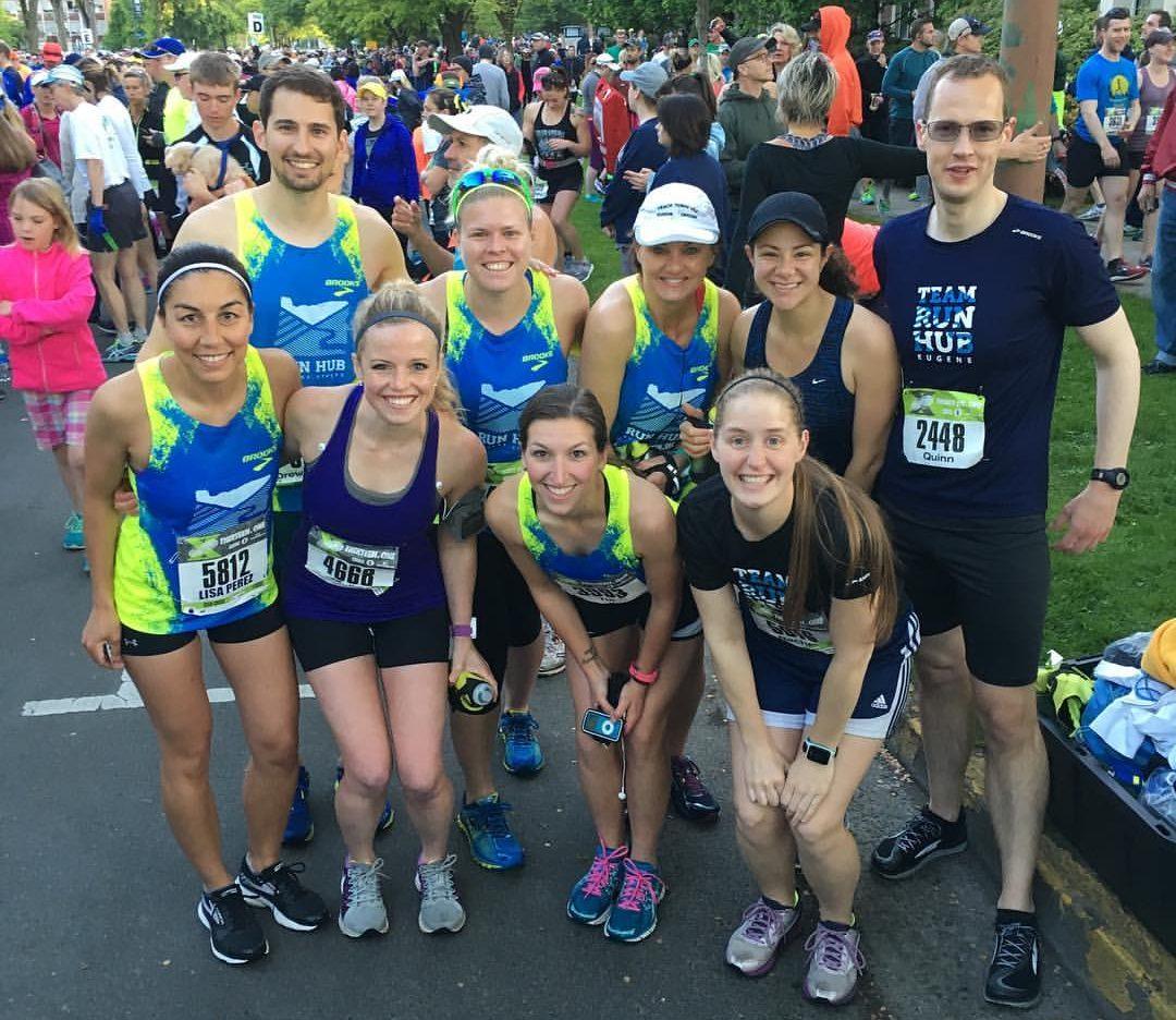 Eugene Marathon 2016