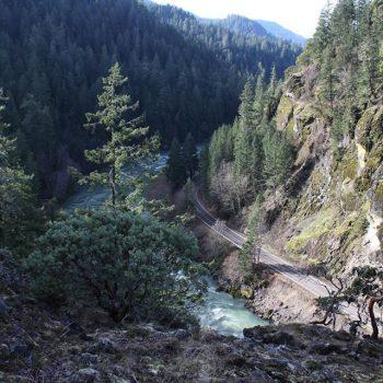 North Umpqua Trail Run