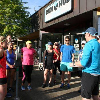 Team Run Hub training program